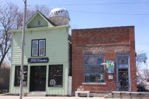 One-of-a-kind finds in Gilbert, Iowa