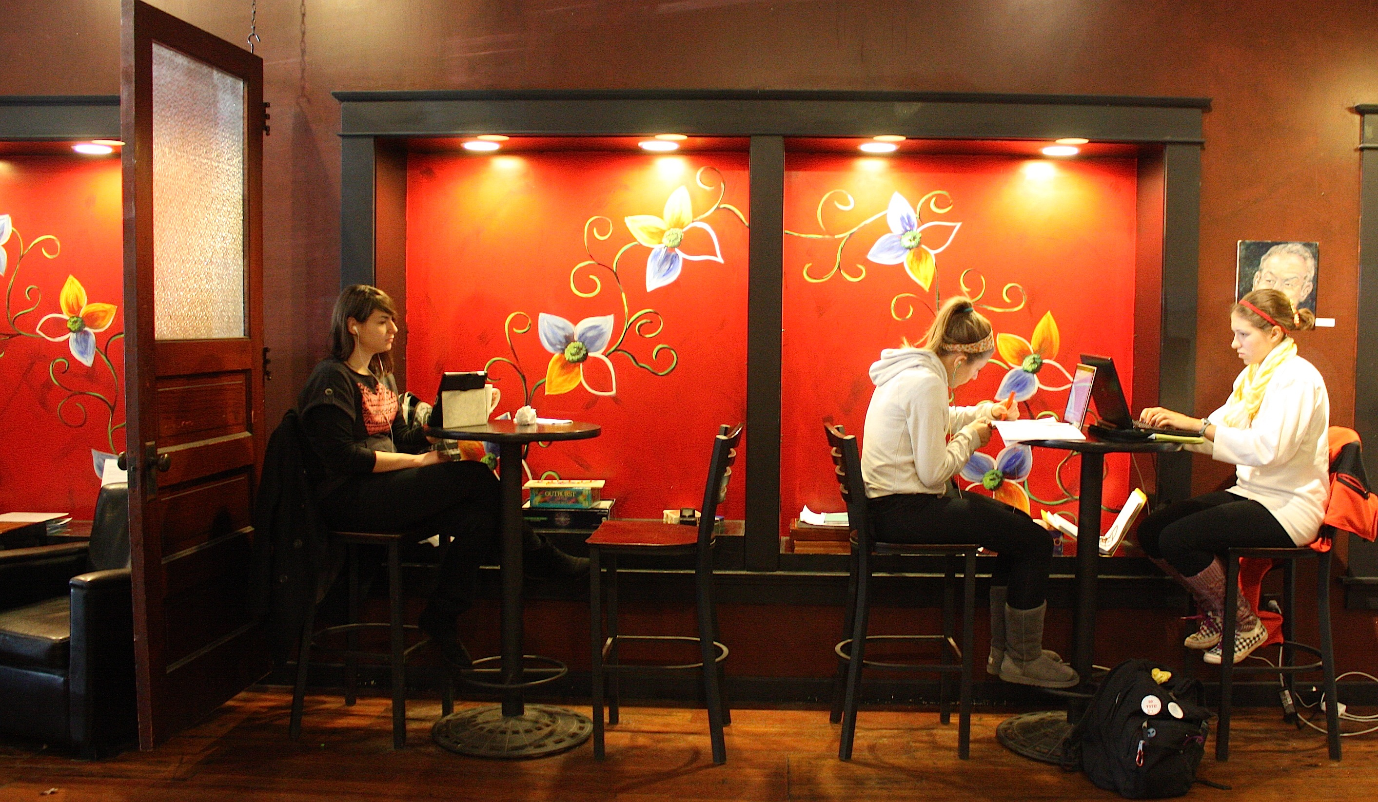 Cafe Ames New Location