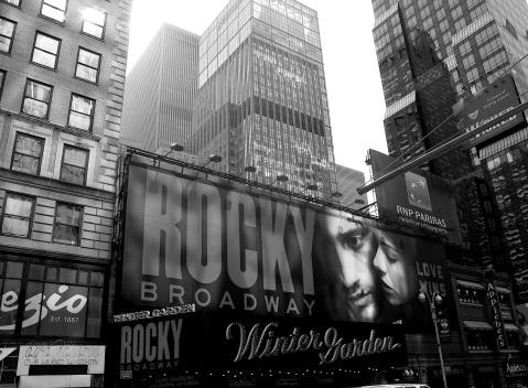 B&W Rocky